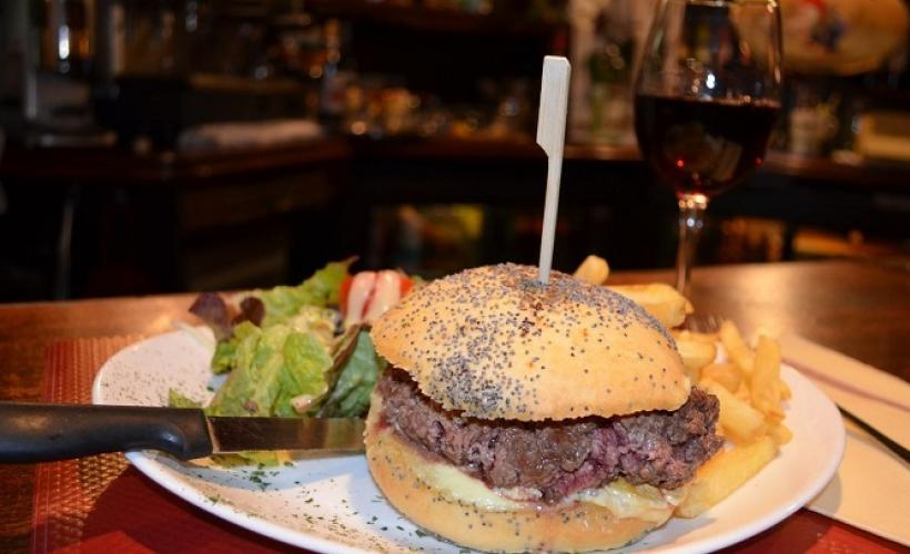Burger Contoir des Marais